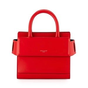 Givenchy bright red nano bag ! Brand new-with tag
